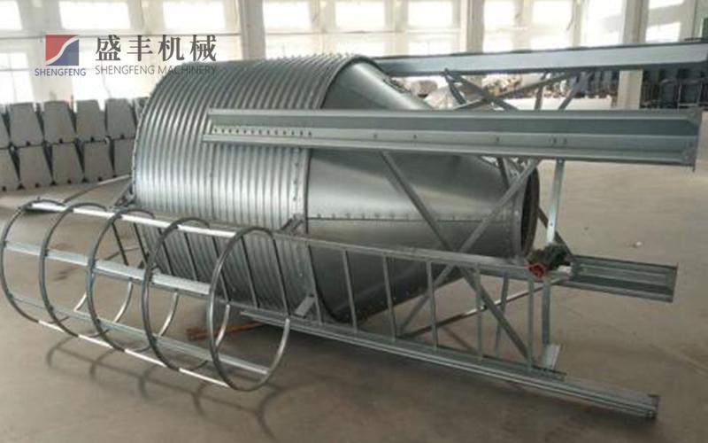 不锈钢料仓设备