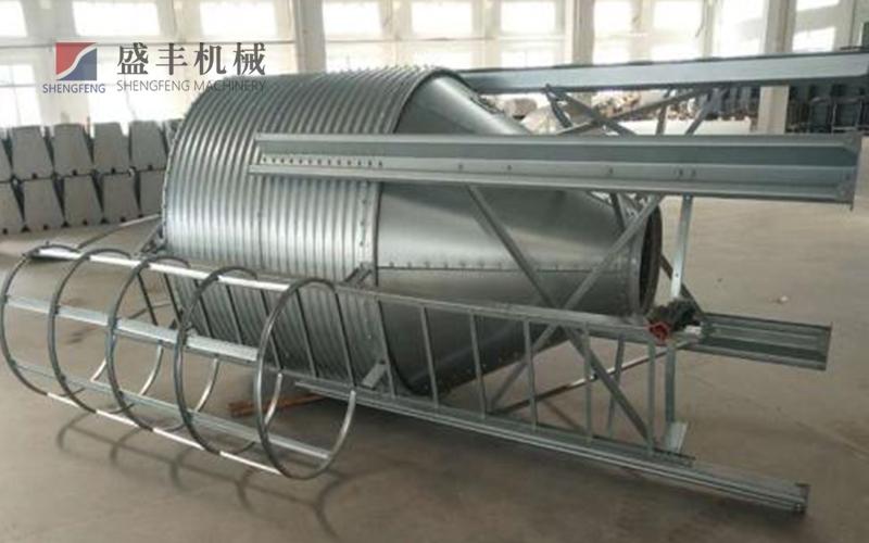 江苏不锈钢料仓设备
