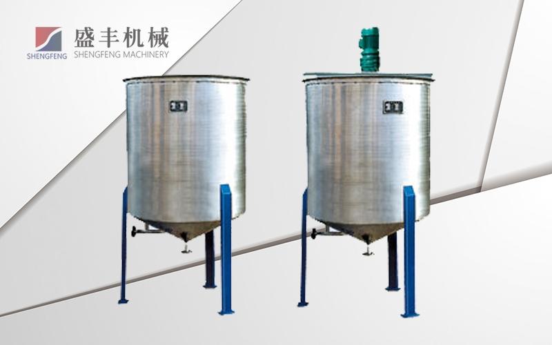油剂调配槽设备